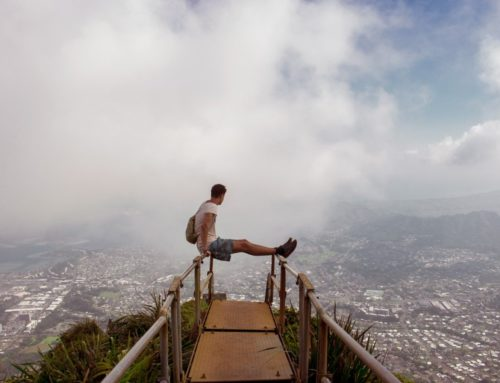 The Best Way To Experience The Haiku Stairs