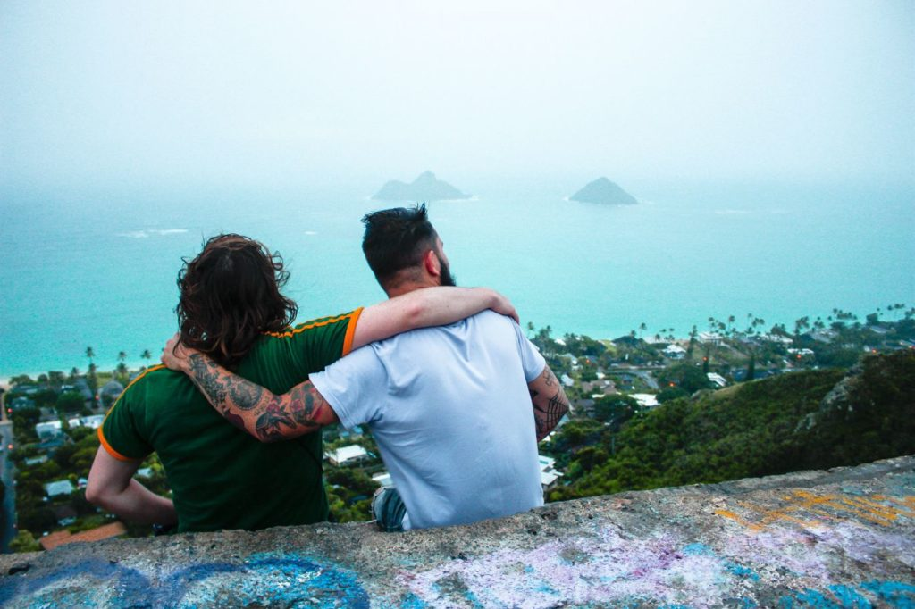 Live the Aloha